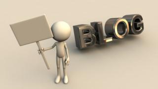 ブログ(Pixabayより)